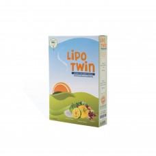 Lipo Twin กระชับสัดส่วน มี30แคปซูล หนัก 65g.