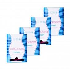 Pandora (แพนโดรา) อาหารเสริมลดน้ำหนัก ลดความอ้วน 30 แคปซูล 4 กล่อง (สูตรเร่งผอม)