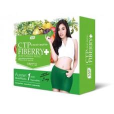 ctp fiberry detox ซีทีพี ไฟเบอร์รี่